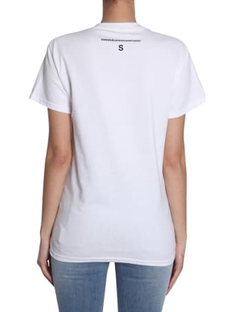 EMANUELEFERRARISTUDIO Instagram Picture T-shirt