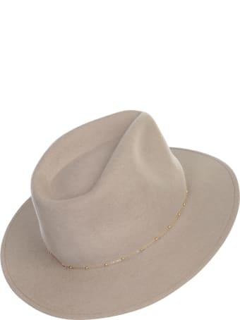 Van Palma Hat W/small Chain