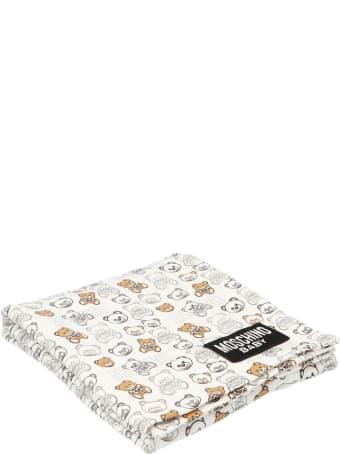 Moschino Baby Blanket