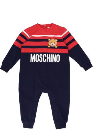 Moschino 'teddy' Onesie