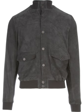 S.W.O.R.D 6.6.44 Man Goat Suede Leather Jacket