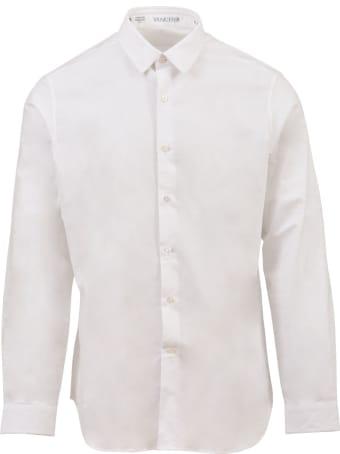 Vangher White Oxford Shirt