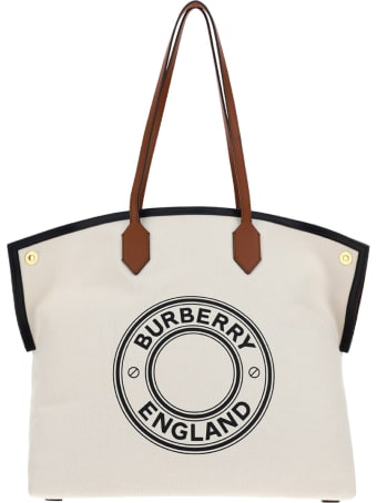 Burberry Large Society Tote Bag