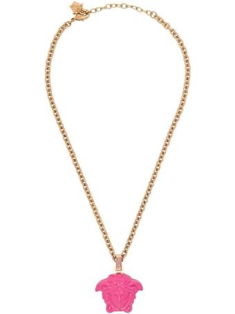 Versace Collana Ciondolo Medusa