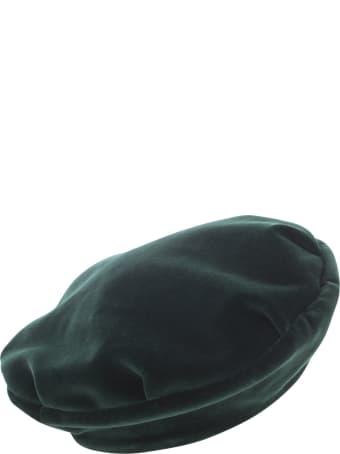 Grevi Woven Cotton Hat