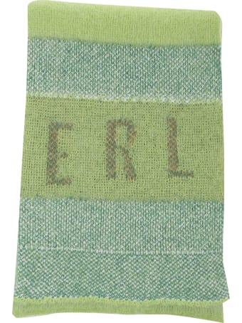 ERL Green Scarf