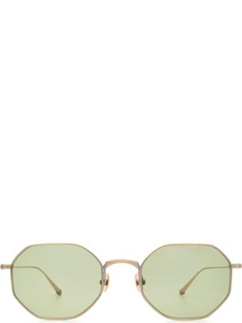 Matsuda Matsuda M3086 Antique Gold Sunglasses