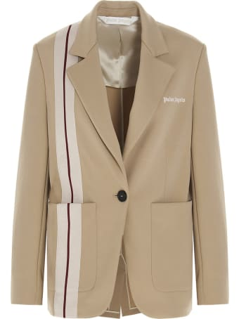 Palm Angels 'track Blazer' Blazer