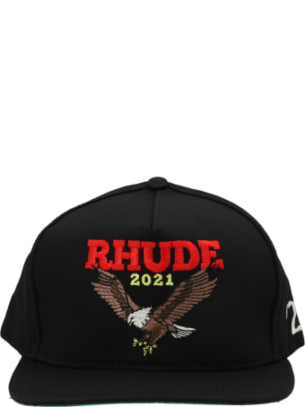 Rhude 'eagle' Cap