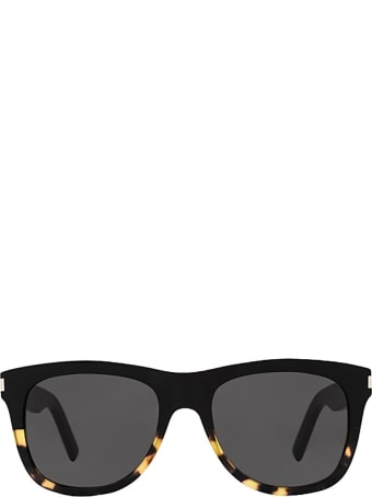 Saint Laurent Saint Laurent Sl 51 Over Black Sunglasses
