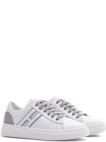 Hogan White H365 Sneakers