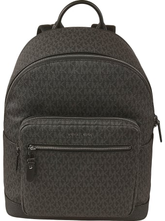 Michael Kors All-over Logo Print Backpack