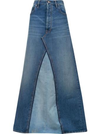 Maison Margiela Long Length Skirt