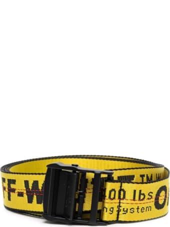 Off-White Classic Industrial Nylon Belt