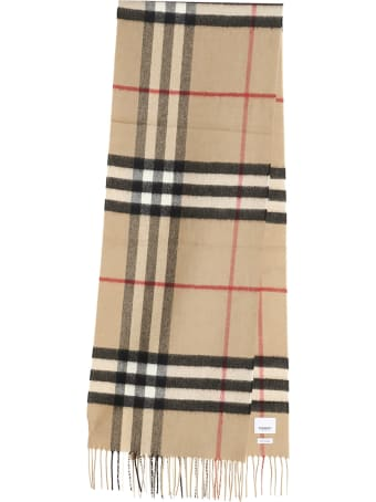 Burberry 'giant Check Archive Beige' Scarf
