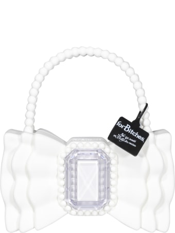 Forbitches Bow Hand Bag
