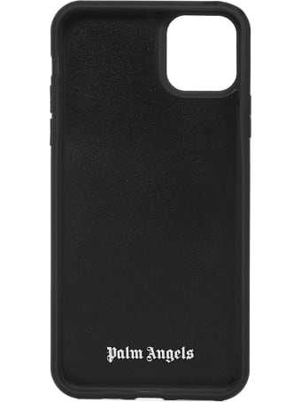 Palm Angels Stencil Logo Case
