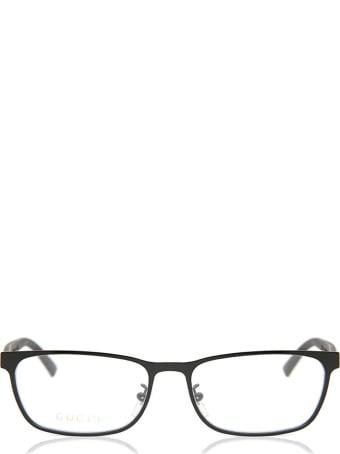 Gucci Gucci Gg0425o Black Glasses