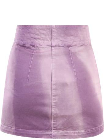 HERON PRESTON Branded Skirt