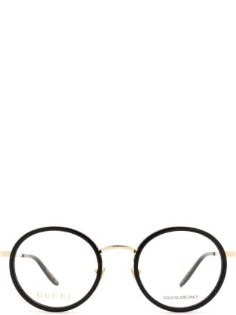 Gucci Gucci Gg0679oa Black Glasses