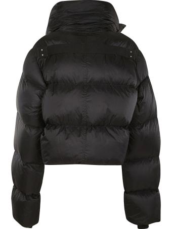 Rick Owens Funnel Neck Jacket