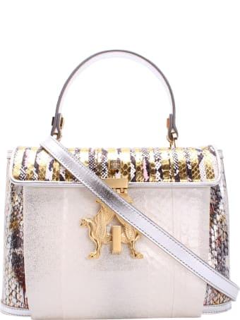 Giancarlo Petriglia Leather Tote Bag