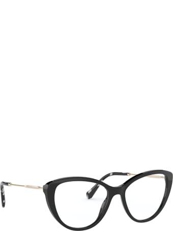 Miu Miu Miu Miu Mu 02sv 1ab1o1 Glasses