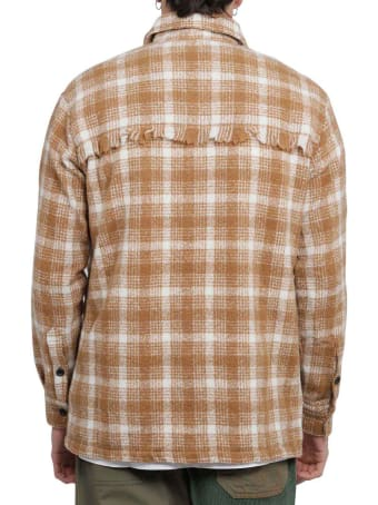 Destin Surl Destin Brown Walrus Shirt