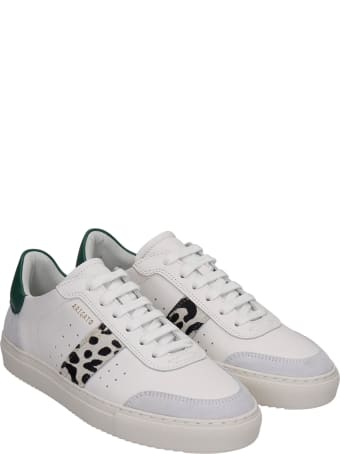 Axel Arigato Dunk 2.0 Sneakers In White Leather