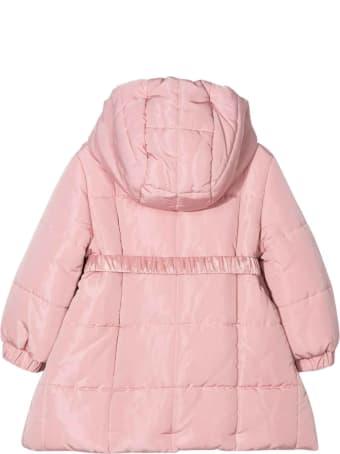 Monnalisa Pink Down Jacket
