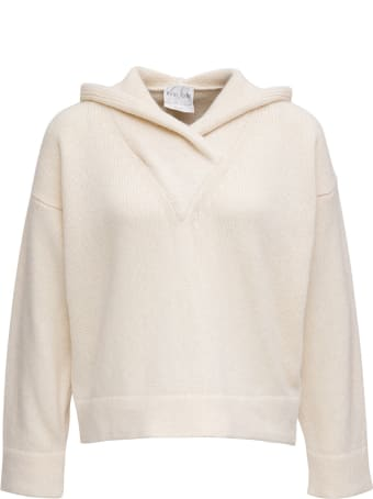 Forte_Forte Cashmere Blend Hoodie