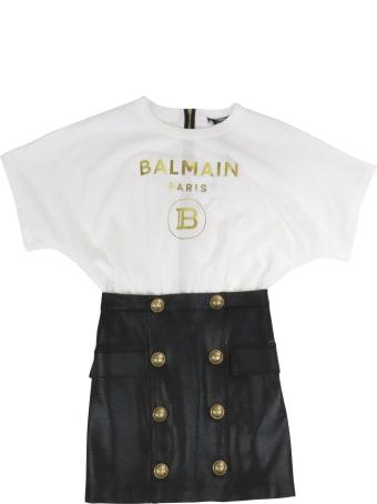 Balmain Cotton Dress