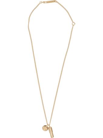 AMBUSH 'pill Charm' Necklace