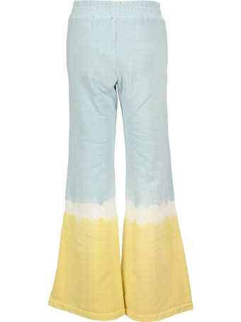 Palm Angels Tie-dye Wide Track Pant