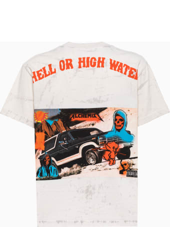 Alchemist Hell Or High Wate T-shirt Aldrfw21mjsst22