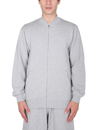Comme des Garçons Shirt Sweatshirt With Zip X Kaws