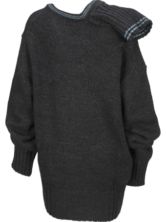 Y/Project Double-neck Oversized Jumper