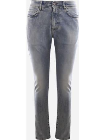 REPRESENT Essential Skinny Jeans In Stretch Denim
