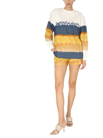 Alberta Ferretti I Love Summer Crew Neck Sweatshirt