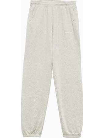 Sporty & Rich Sporty And Rich Classic Logo Pants Sw261ho