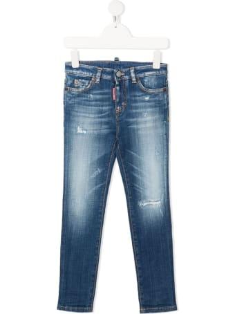 Dsquared2 Dsq2 Superdenim D2kids Jeans