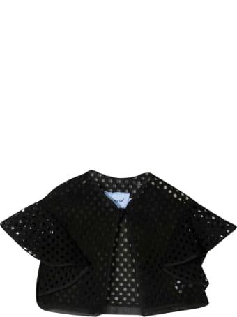 MiMiSol Black Jacket Mi Mi Sol Kids