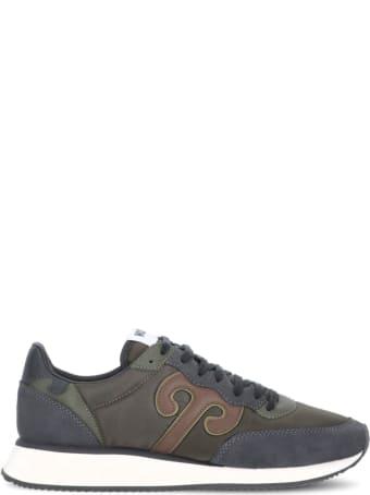 Wushu Ruyi Leather Stardan Sneakers M210
