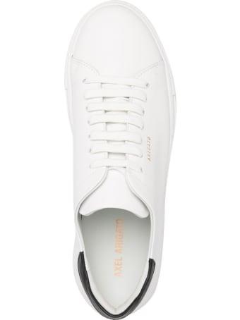 Axel Arigato White Leather Sneakers