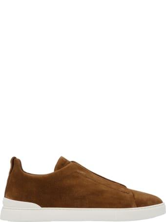 Ermenegildo Zegna 'triple Stitch' Shoes