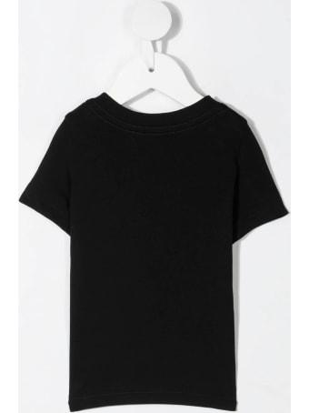 Dsquared2 Newborn Black D2kids Icon T-shirt