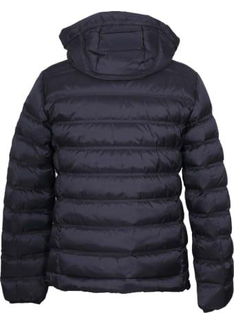 Peuterey Boggs Down Jacket In Black Nylon