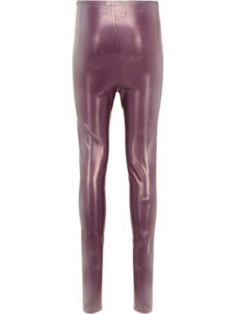 Saint Laurent Latex Pants