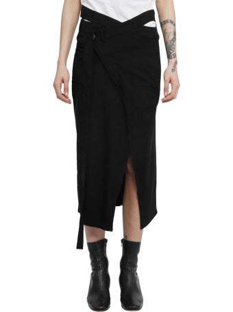 Ottolinger Black Trix Skirt