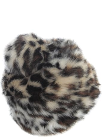 Grevi Woven Acrylic Hat